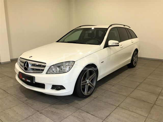 MERCEDES-BENZ - CLASE C C 220 CDI BLUE EFFIC.  ELEGANCE ESTATE - foto 2