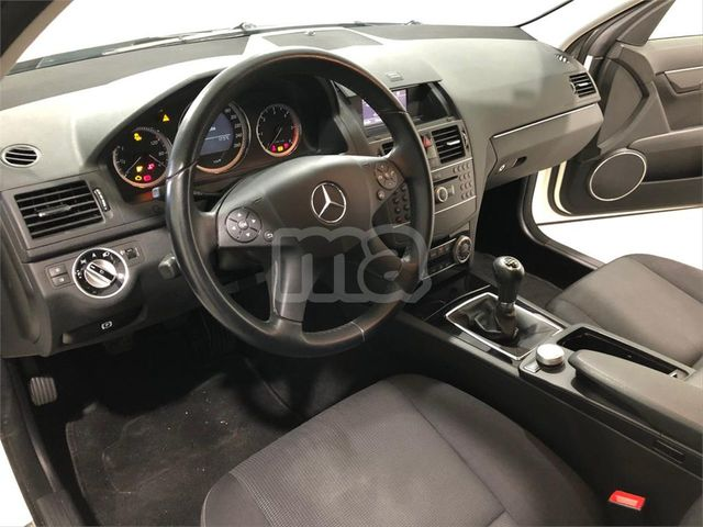 MERCEDES-BENZ - CLASE C C 220 CDI BLUE EFFIC.  ELEGANCE ESTATE - foto 5