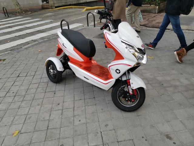 OTRAS - MOTO ELÉCTRICA - foto 2