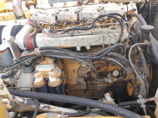 MOTOR PARA LIEBHERR A912 - foto 5