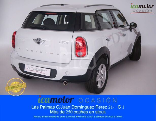 MINI - COUNTRYMAN ONE D COUNTRYMAN - foto 4