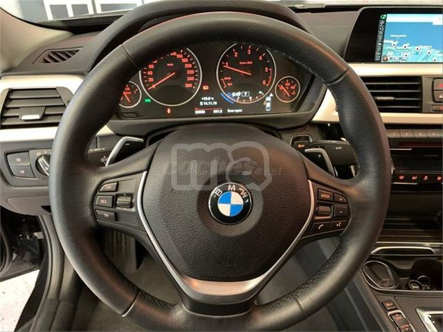 BMW - SERIE 3 320D EFFICIENTDYNAMICS - foto 8