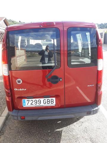 FIAT - DOBLO 1. 3 MULTIJET CADENA ROTA - foto 3