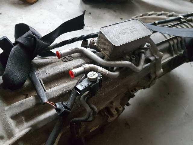 CAJA CAMBIOS VW TOUAREG 3. 0 TDI 239CV - foto 3