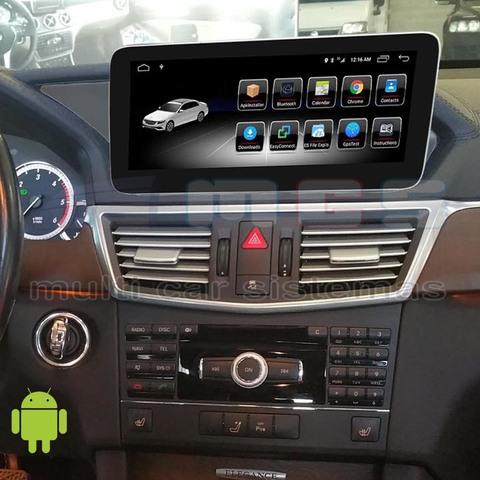 PANTALLA TÁCTIL GPS MERCEDES W212 NTG-4 - foto 6