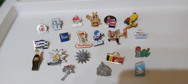 Coleccion De Unos 150 Pins