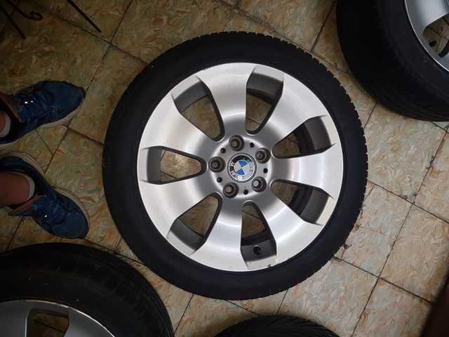 LLANTAS BMW ORIGINALES EN 17 PULGADAS - foto 3