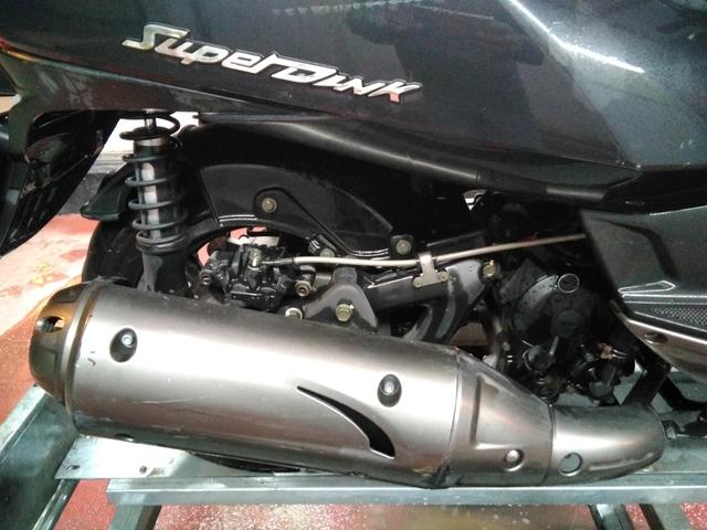 MOTOR KYMCO SUPER DINK 125 24000 KM - foto 1