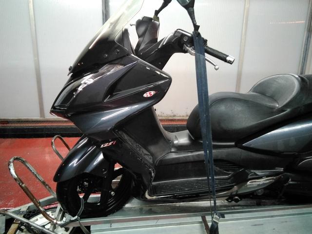 MOTOR KYMCO SUPER DINK 125 24000 KM - foto 2