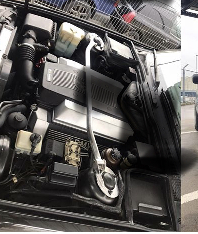 BMW - E34 530I  V8 MANUAL - foto 6