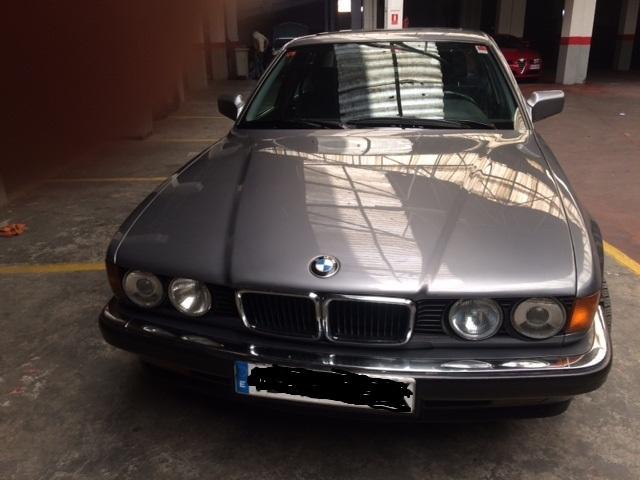 BMW 740 - CARROCERIA E 32 - foto 1