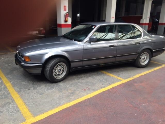 BMW 740 - CARROCERIA E 32 - foto 2
