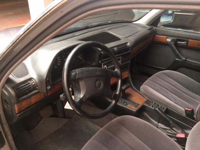 BMW 740 - CARROCERIA E 32 - foto 4
