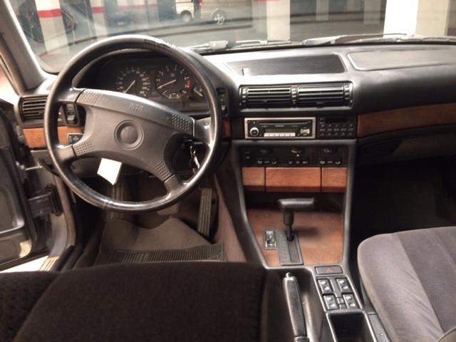 BMW 740 - CARROCERIA E 32 - foto 6