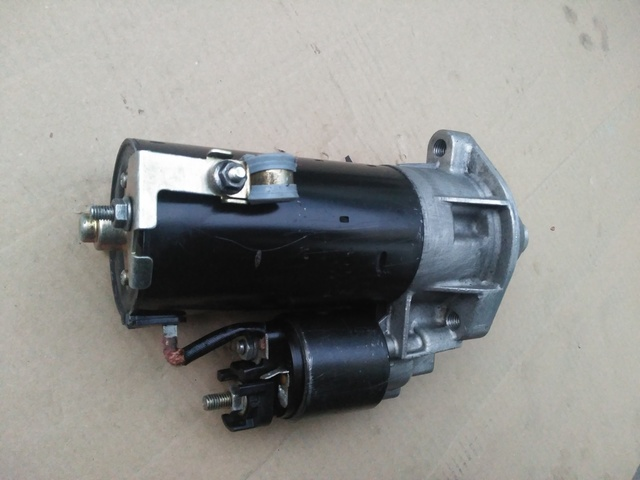 AUDI A4 B5 1. 9 TDI MOTOR DE ARRANQUE - foto 5