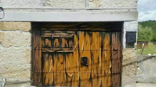GRAFFITI MURAL ARTE - foto 4