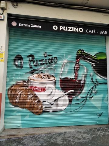 GRAFFITI MURAL ARTE - foto 8