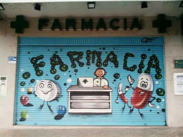 GRAFFITI MURAL ARTE - foto 3