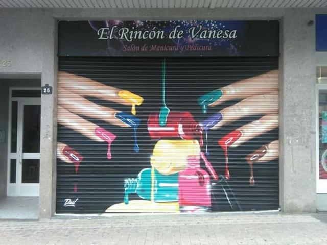 GRAFFITI MURAL ARTE - foto 5