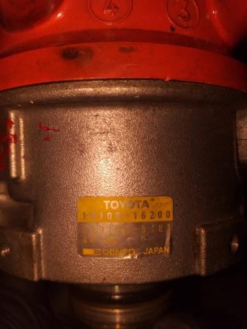 DELCO TOYOTA MR21 REF 1910016200 - foto 4