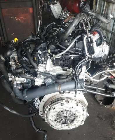 MOTOR SEAT/ VW/ SCODA 1. 6 TDI CXX - foto 4