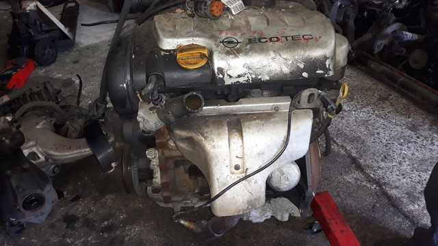 MOTOR OPEL ASTRA G 1. 8 16V - foto 2