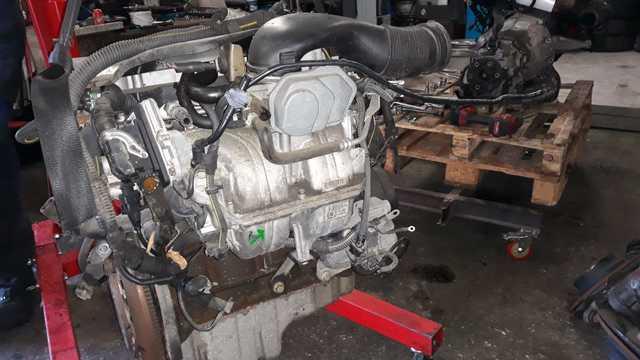 MOTOR OPEL ASTRA G 1. 8 16V - foto 3