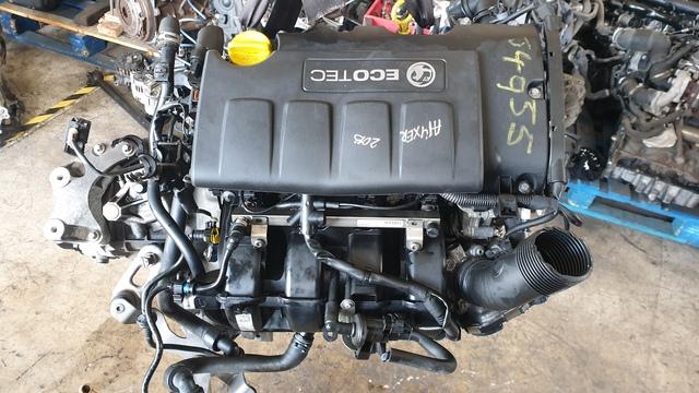 MOTOR OPEL CORSA 1. 2 16V TIPO A12XER - foto 1
