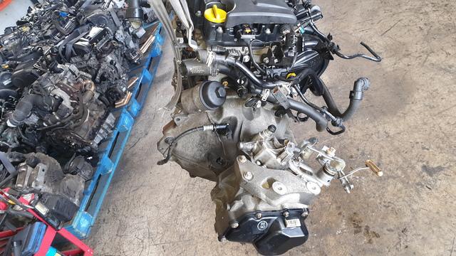 MOTOR OPEL CORSA 1. 2 16V TIPO A12XER - foto 4