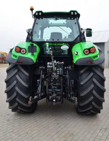 TRACTOR AGRICOLA DEUTZ FAHR - AGROTRON 7250 TTV - foto 4