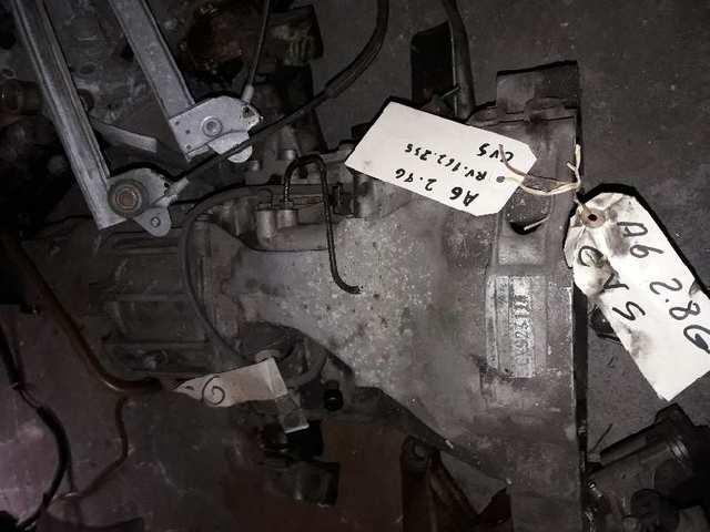 CAJA DE CAMBIOS AUDI A6 BERLINA (C4) - foto 1