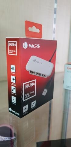 HUB 4 PUERTOS USB - foto 3