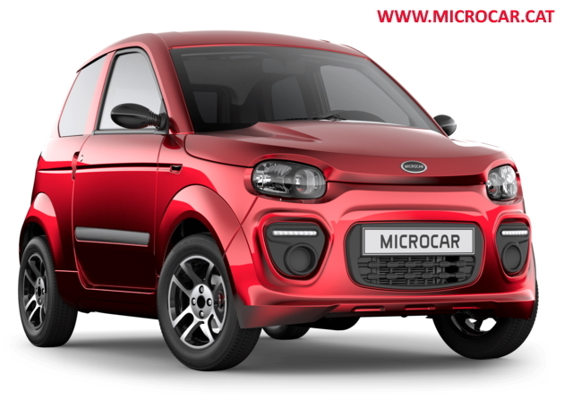 MICROCAR - DUE 6 YOUNG YOUNG COLOR - foto 1