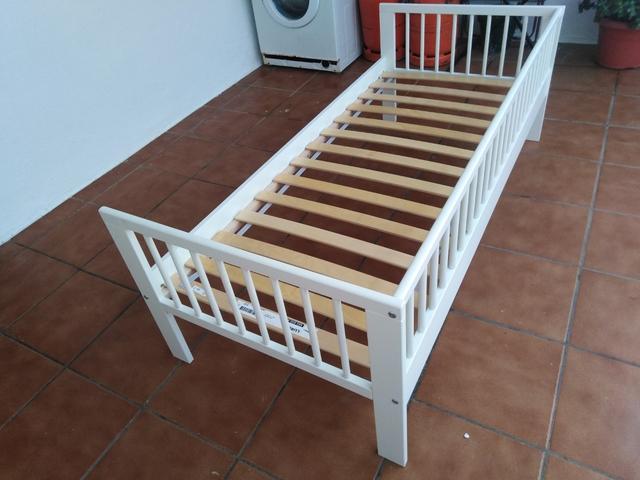 Vendo Estructura De Cama Ikea Y Sumier