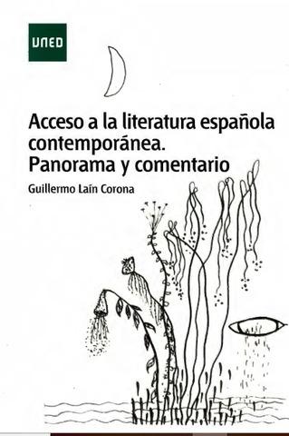 ACCESO A LA LITERATURA ESPAÑOLA DE UNED - foto 1