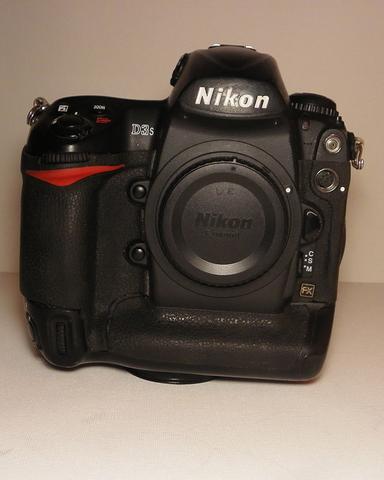 NIKON D3S PRO CON 0 OBTURACIONES.  - foto 2