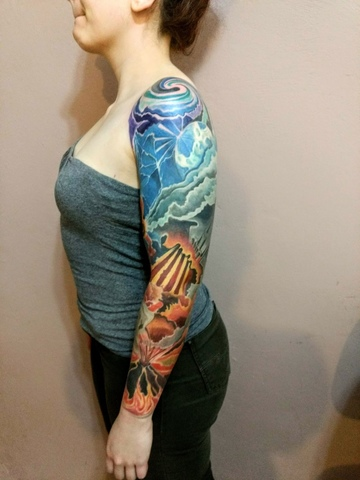 Hard rock tattoo sevilla
