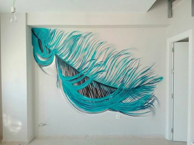 DECORACION GRAFFITI MURAL - foto 1