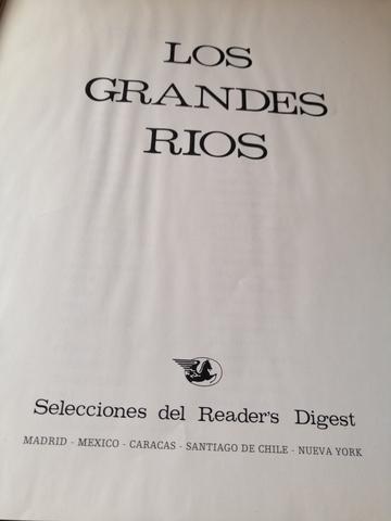LOS GRANDES RIOS.  - foto 4