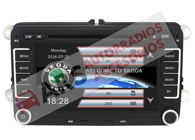 NAVEGADORES ESPECIFICOS GPS/USB/DVD/ - foto 2