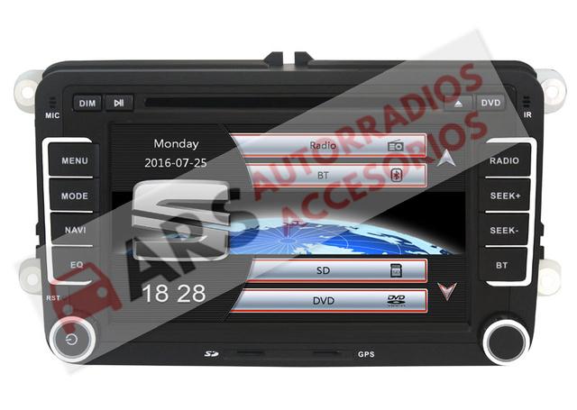 NAVEGADORES ESPECIFICOS GPS/USB/DVD/ - foto 3