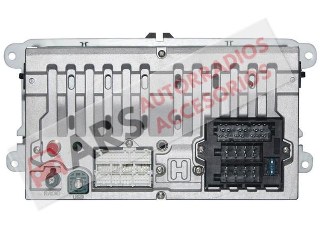 NAVEGADORES ESPECIFICOS GPS/USB/DVD/ - foto 5
