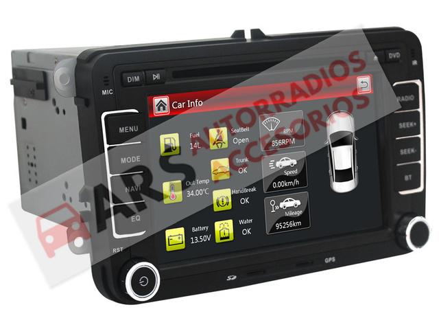 NAVEGADORES ESPECIFICOS GPS/USB/DVD/ - foto 6