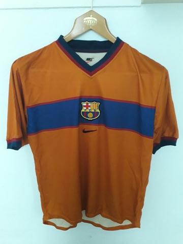 Camiseta Nike Original  Barça 98* 99