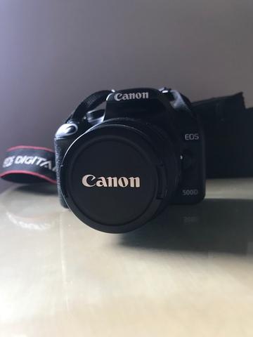 CANON 500D - foto 1