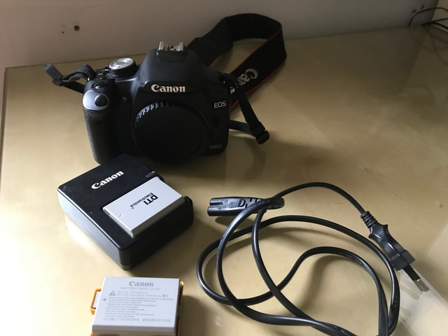 CANON 500D - foto 6