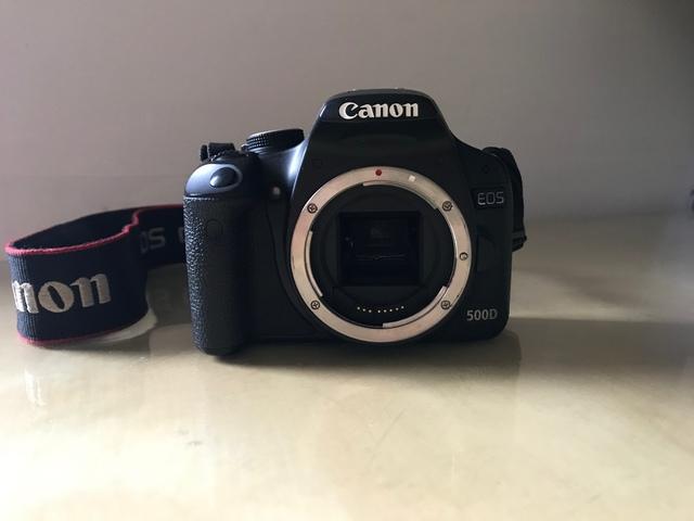 CANON 500D - foto 9