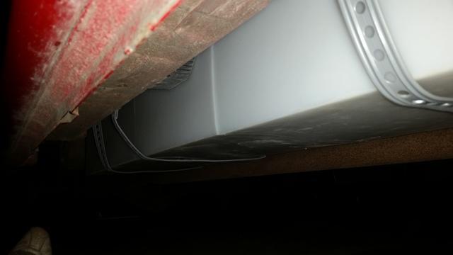 Reparación de chapa guardabarros posterior pared lateral para Ford Transit fa recuadro