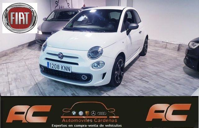 Fiat 500 2008-2012 Panel Frontal Nuevo aprobado de seguro