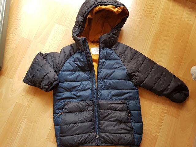 Impecable Campera Chaqueta Niño Zara Boy 6 7 Años Ropa
